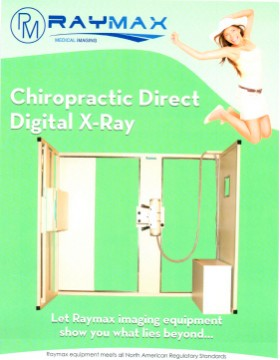 CHIROPRACTIC U-FRAME X-RAY SYSTEM